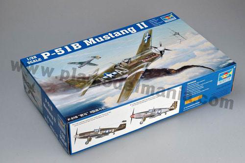 02274 1/32 P-51B Mustang II