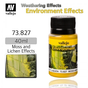 73827 Weathering Effects _ Environment _ 40ml _ Moss and Lichen Effect