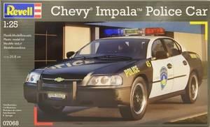 BV7068   1/25 Chevy® Impala™ Police Car