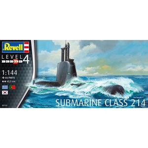 5153  1/144 Submarine CLASS U214