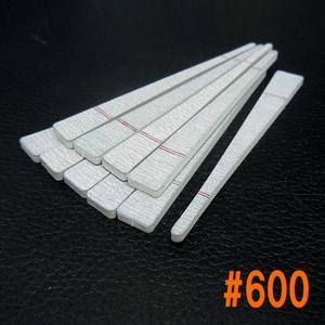 STYLE X 하드 미니 스틱사포 삼각형 #600 (10개입)