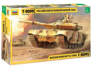 3675  1/35 T-90MS Russian Main Battle Tank