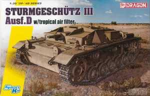 6905 1/35 Sturmgeschutz III Ausf.D with tropical air filter