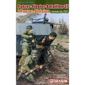 6651  1/35 Panzer-Pionier-Bataillon 37,1.Panzer-Division, Leningrad 1941
