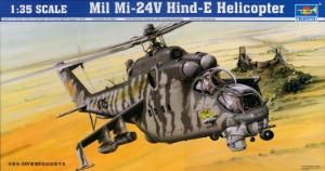 05103 1/35 Mil Mi-24V Hind-E