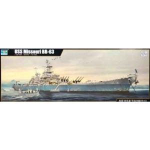 03705  1/200 USS Missouri BB-63