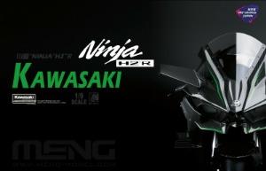 MT001S 1/9 Kawasaki Ninja H2R Pre-Colored Edition(도색완료)