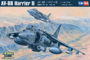81804  1/18 AV-8B Harrier II