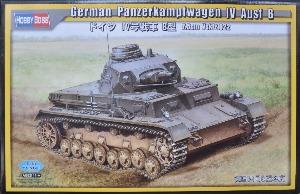 80131 1/35 German Panzerkampfwagen IV Ausf.B