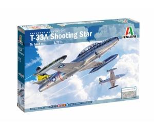1444  1/72 T-33A 'Shooting Star'
