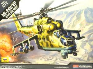 12523  1/72 Mil Mi-24V/VP 'Russian Air Force Hind'