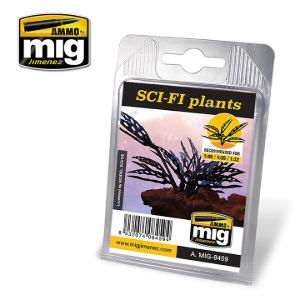 CG8459 SCI-FI PLANTS  S/F 디오라마용 식물 세트