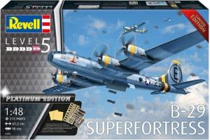 3850 1/48 B-29 Superfortress-Platinum Edition-에칭 포함