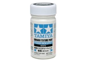 87120  Tamiya Diorama Texture : Powder Snow Effect - White