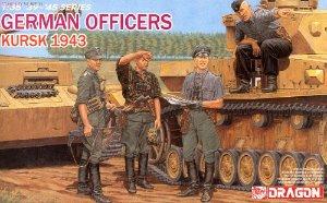 6456 1/35 German Officer Kursk 1943