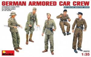 35072 1/35 German Armoured Car Crew
