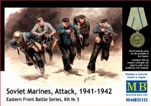 MB35153 1/35 Soviet Marines Attack 1941-1942