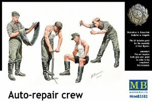 MB3582  1/35 Auto-Repair Crew