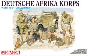 6063  1/35 German Afrika Korps