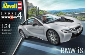 7670 1/24 BMW i8