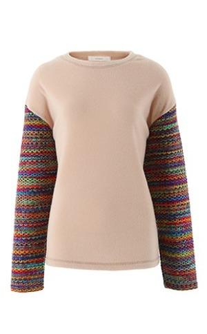 Knit Sleeve T