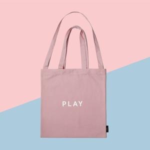 플레이 에코백/핑크[품절]