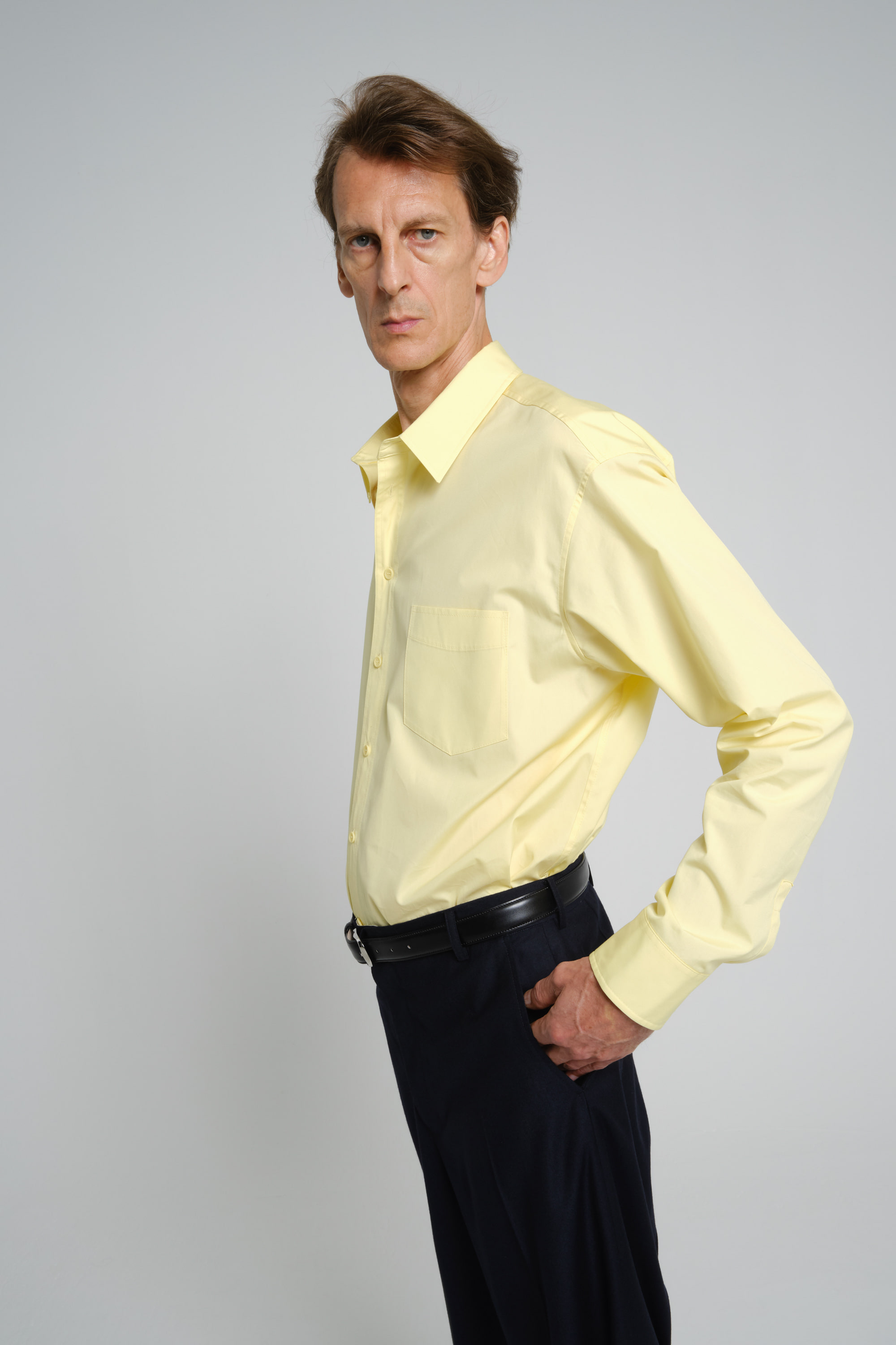 BUTTON DOWN DINING SHIRTS