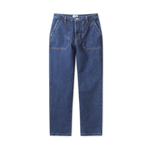 MK Denim Fatigue Pant (Blue)