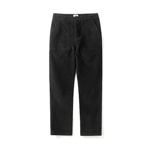 MK Corduroy Pant (Black)