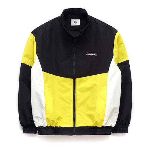 TW Old Track Jacket (Yellow)