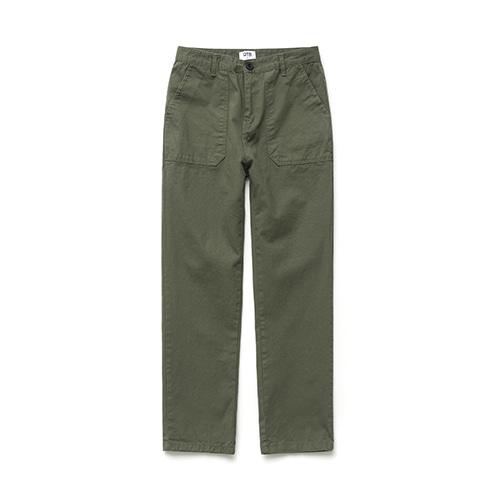 TW Cotton Fatigue Pant (Khaki)