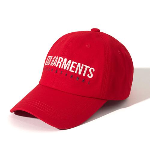 HT I.T Ball Cap (Red)