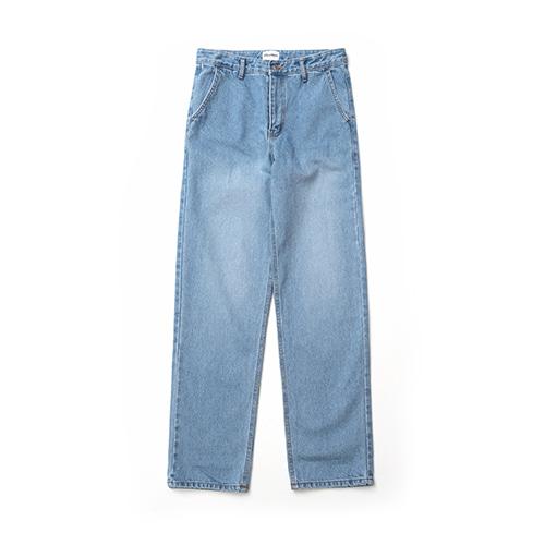 KP Denim Wide Pant (Ice Blue)