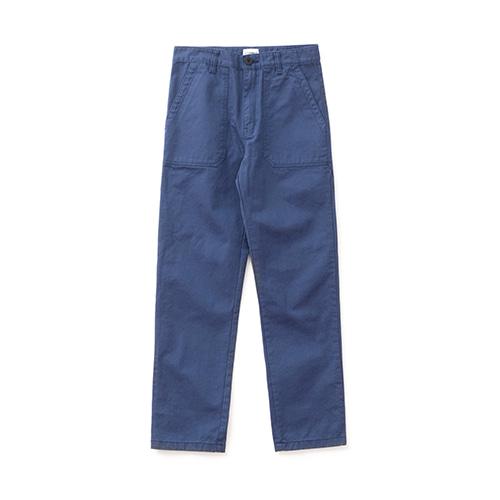 KP Cotton Fatigue Pant (Blue)