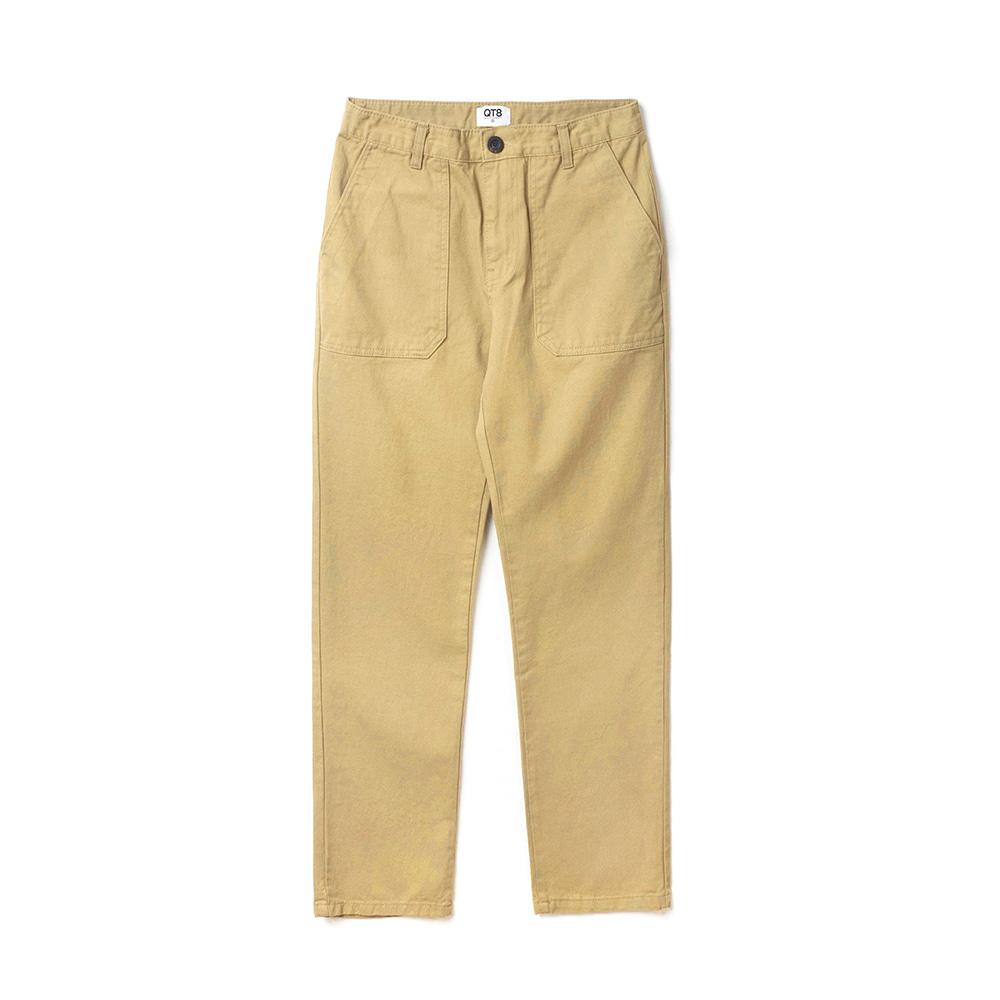 IG Cotton Fatigue Pant (Beige)