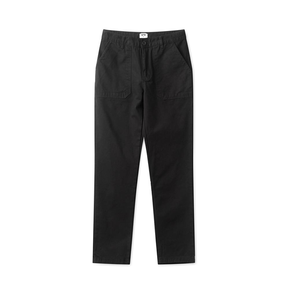 KP Cotton Fatigue Pant (Black)