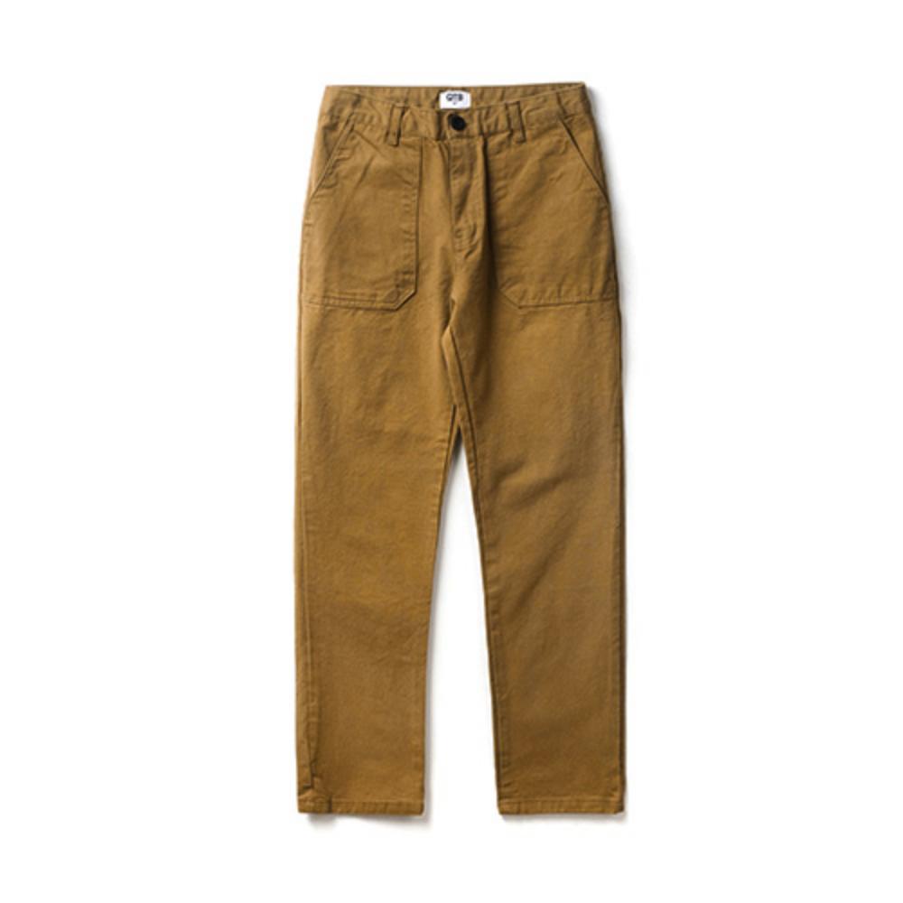 IG Cotton Fatigue Pant (Brown)
