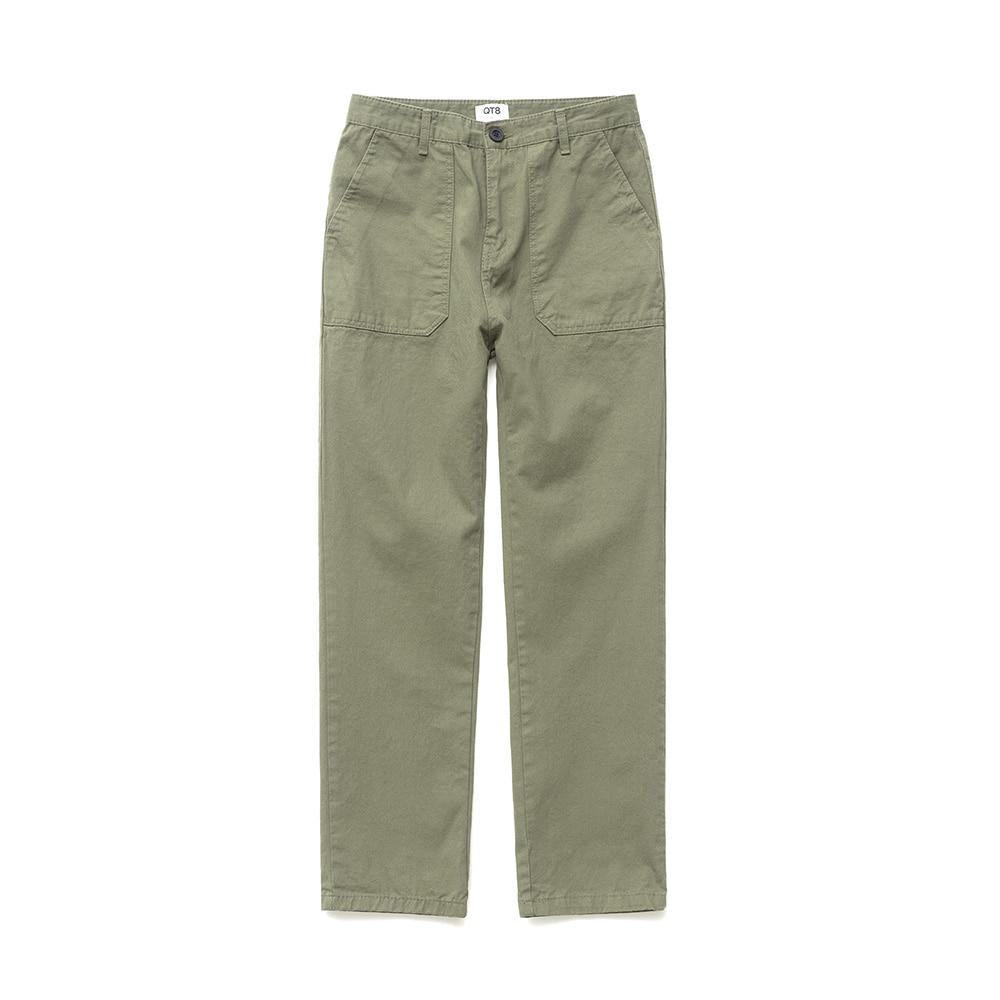 KP Cotton Fatigue Pant (Khaki)
