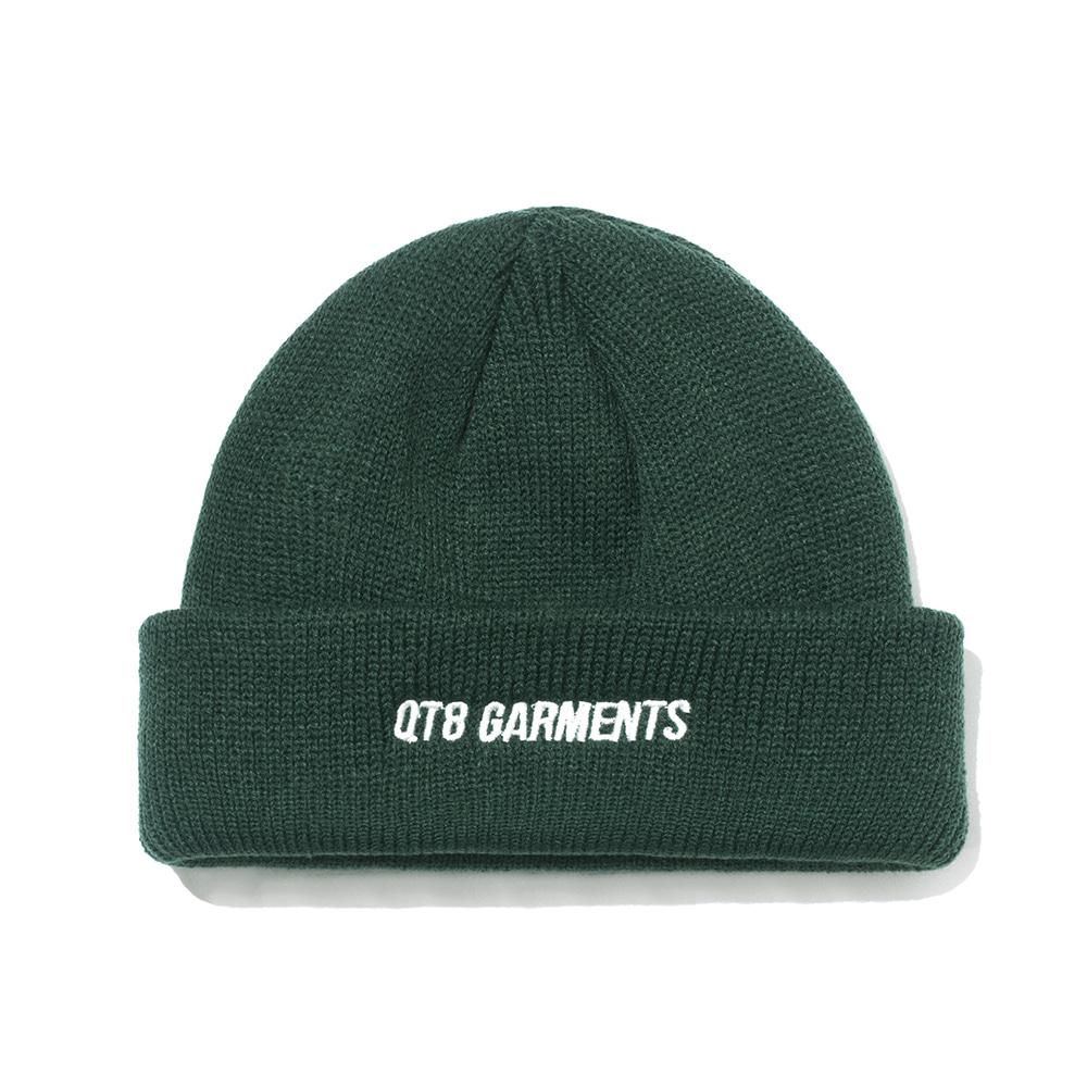 IG Short Logo Beanie (Green)