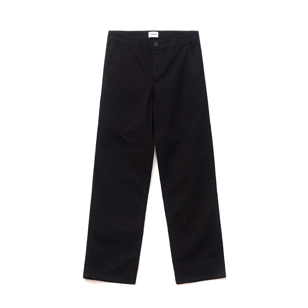 FG Cotton Wide Pant (Black)