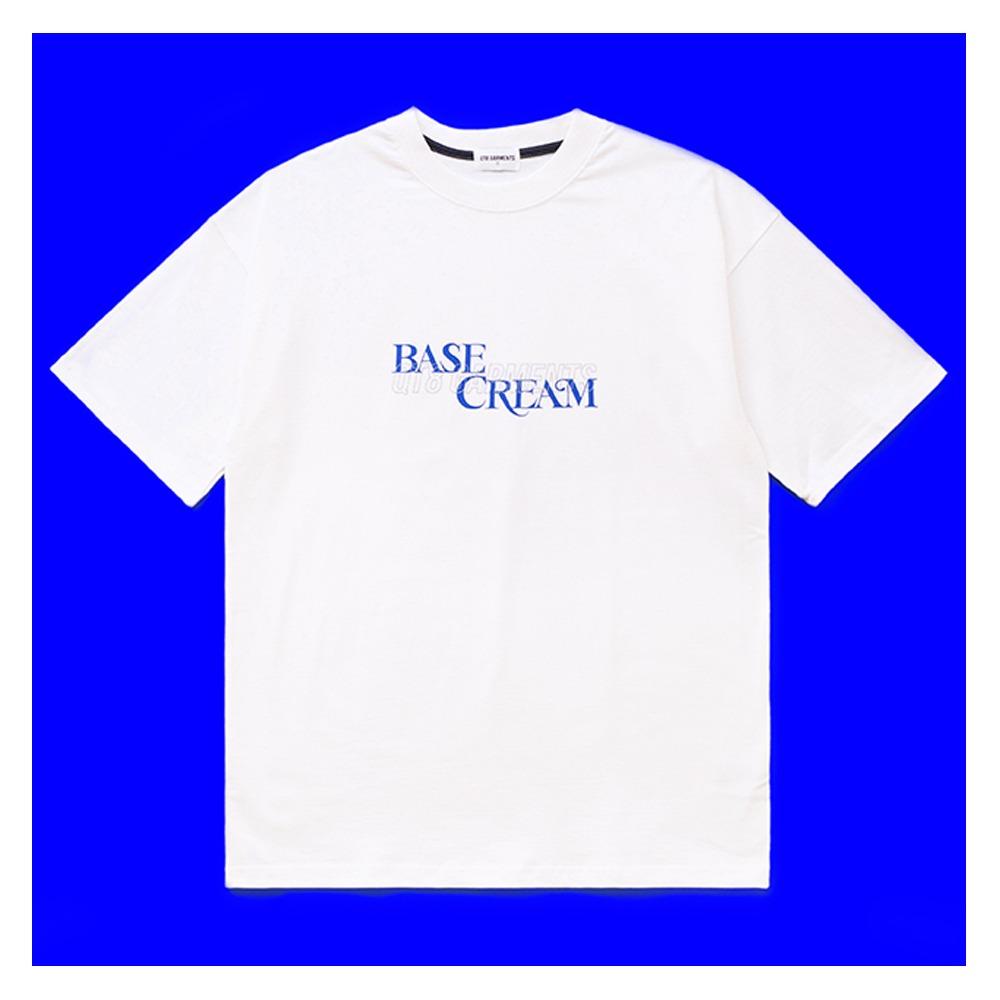 FG Basecream X QT8 Y&U Tee (Ivory)