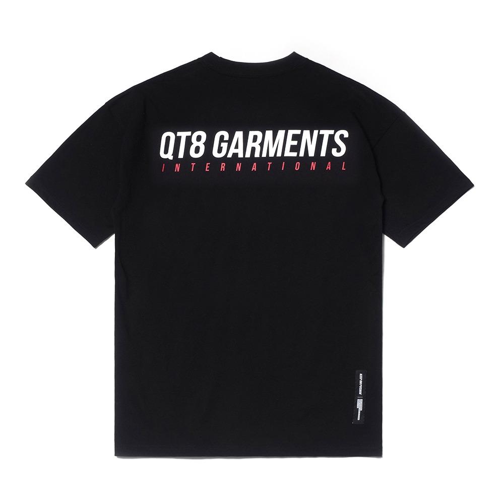 DA I.T Back Logo Tee (Black)