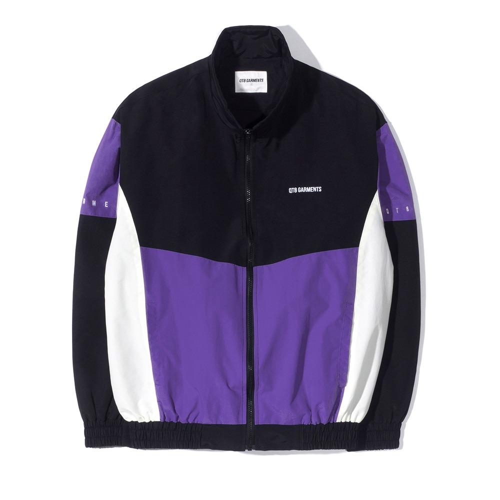 MR Old Track Jacket (Purple)