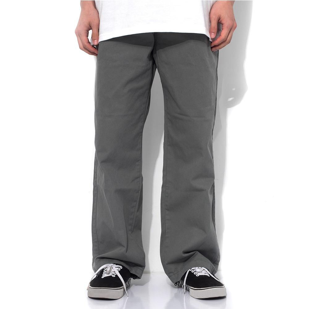 MR Cotton Wide Banding Pant (Grey Khaki)