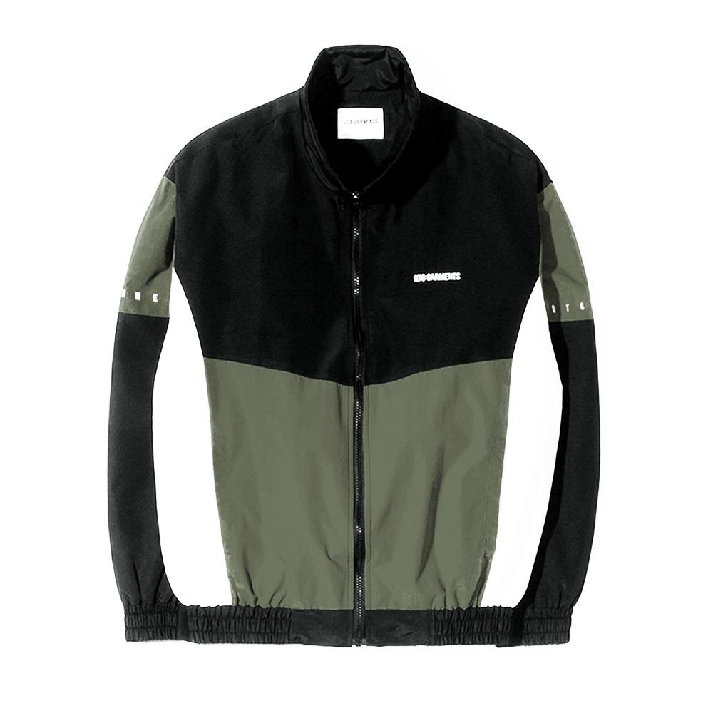 DA Old Track Jacket (Khaki)