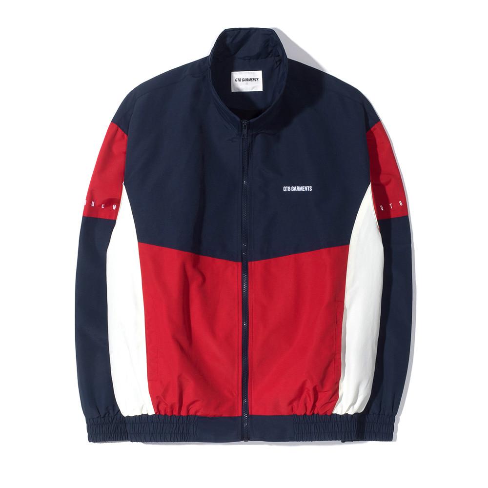 DA Old Track Jacket (Red)