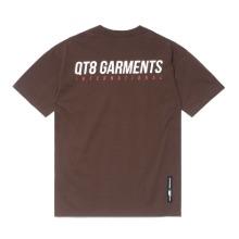 DA I.T Back Logo Tee (Brown)