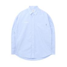 MR Oxford Oversize Shirt (Blue)