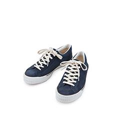 Lot.3402 Suede Sneakers Navy