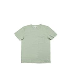 215P Classic Crew Neck Pocket T-Shirt Sage